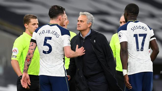 Tottenham tactics vs Man City