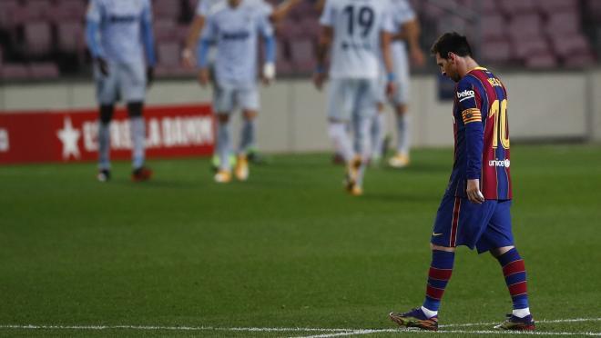 Lionel Messi form