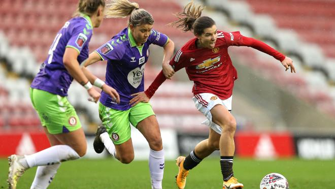 Tobin Heath Manchester United highlights