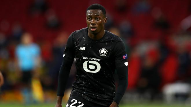 Tim Weah and Lille