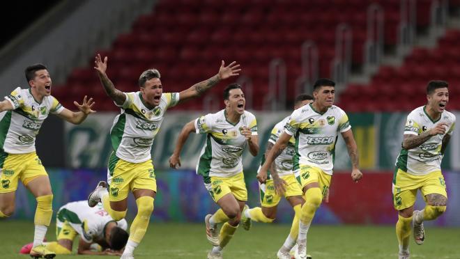 Defensa y Justicia campeón Recopa Sudamericana