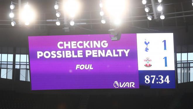 Premier League VAR changes