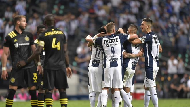 Liga MX en Concachampions