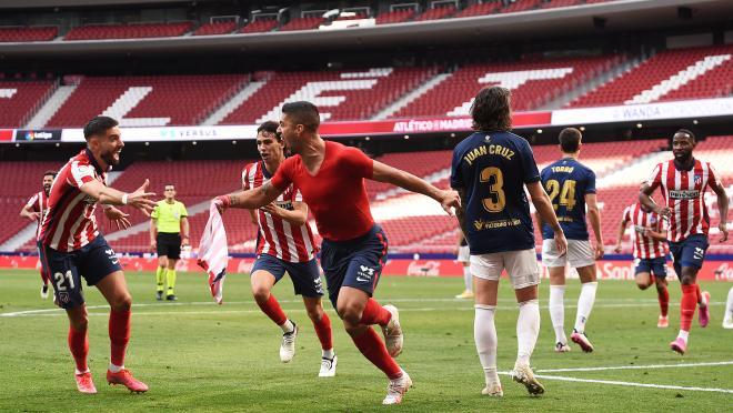 Atlético de Madrid vs Osasuna
