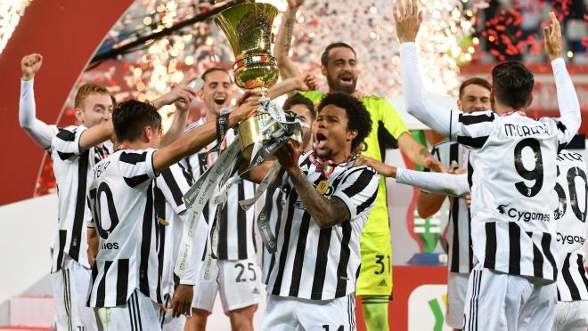 Coppa Italia Final: Weston McKennie