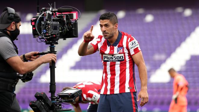 Gol de Suárez Atlético Campeón