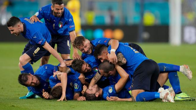 Italy Favorites To Win Euro 2020?