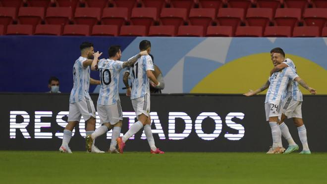 Most Argentina appearances