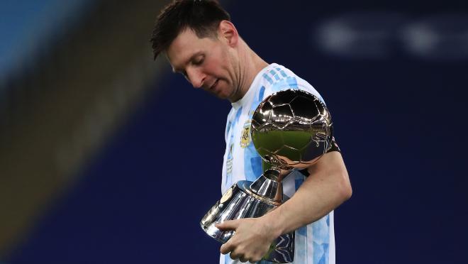 Once Ideal Copa América 2021