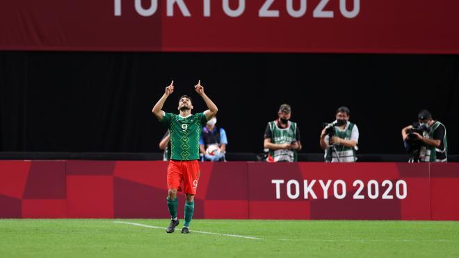 México vs Sudáfrica