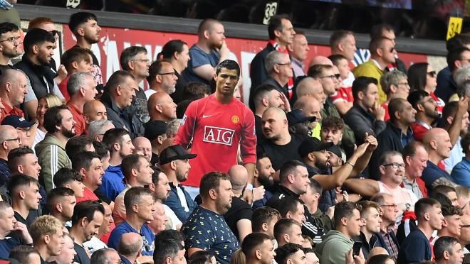 When will Ronaldo play his next match?