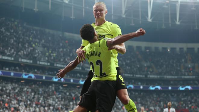Erling Haaland Champions League goals