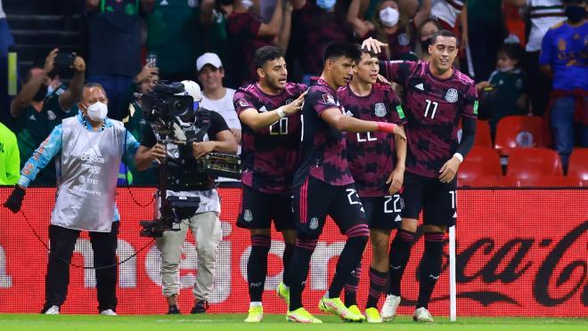 Resumen México vs Canadá