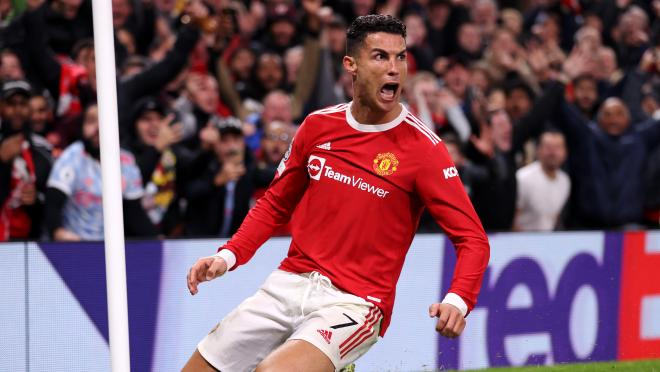 Cristiano Ronaldo goal vs Atalanta