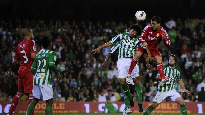 Cristiano Ronaldo vertical jump height