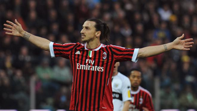 Zlatan Ibrahimovic AC Milan return