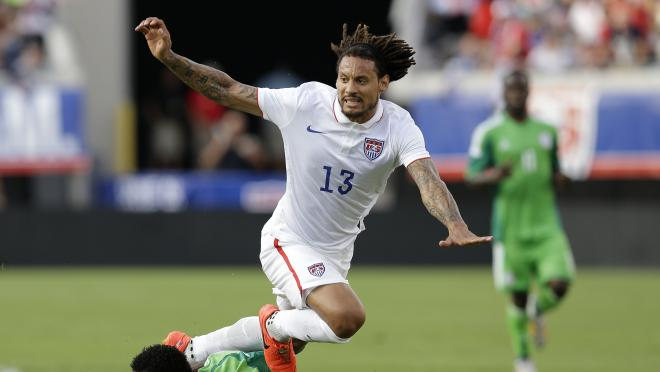 Jermaine Jones USWNT argument
