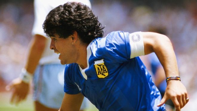 Historia Camiseta Argentina 1986