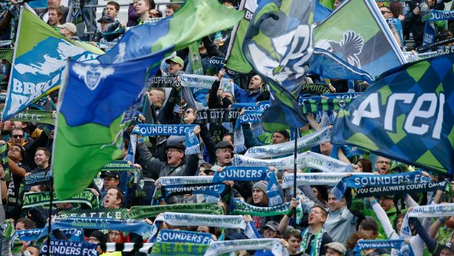 Seattle Sounders-Portland Timbers rivalry