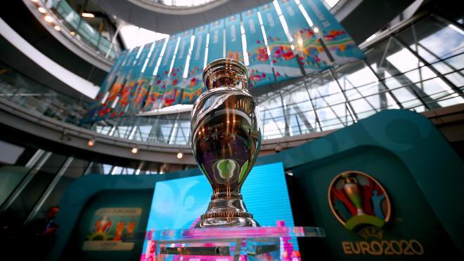 UEFA Euro 2020 host