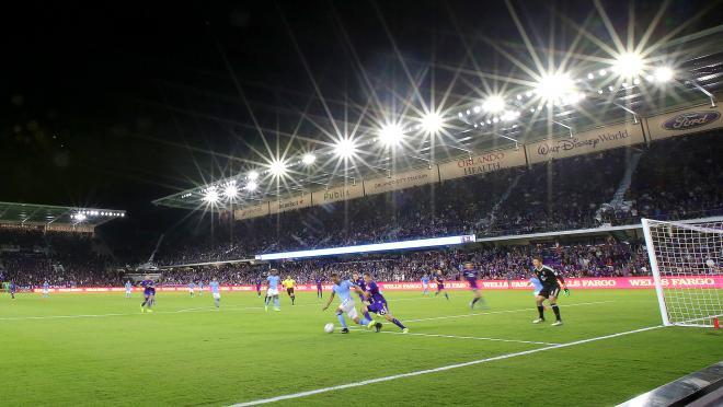 MLS return in Orlando