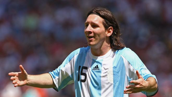 Messi Olympics 2021