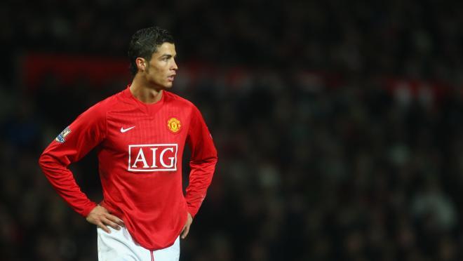 Transferencia de Cristiano Ronaldo
