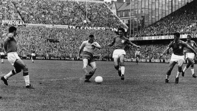 1958 World Cup Final Pele Goals