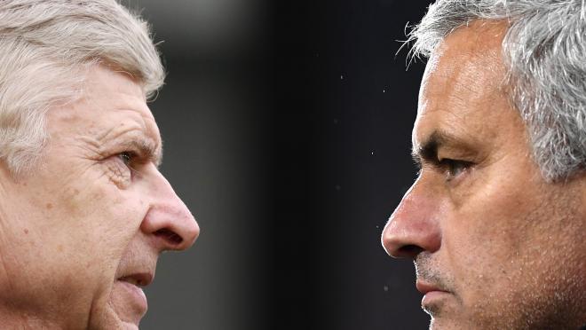 Jose Mourinho TV analysis