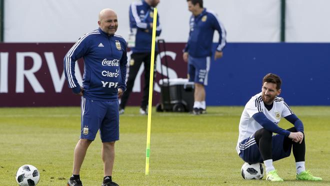 Jorge Sampaoli Mexico manager