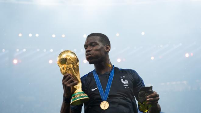 Paul Pogba quits France