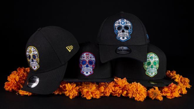 Gorras Liga MX Día De Los Muertos