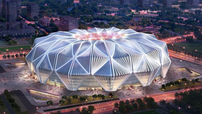 Guangzhou Evergrande stadium