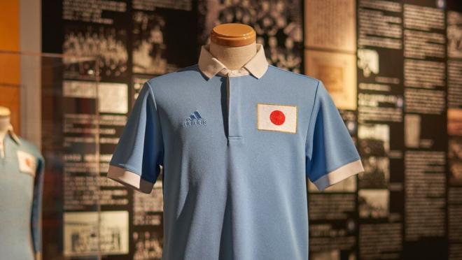 Japan anniversary jersey