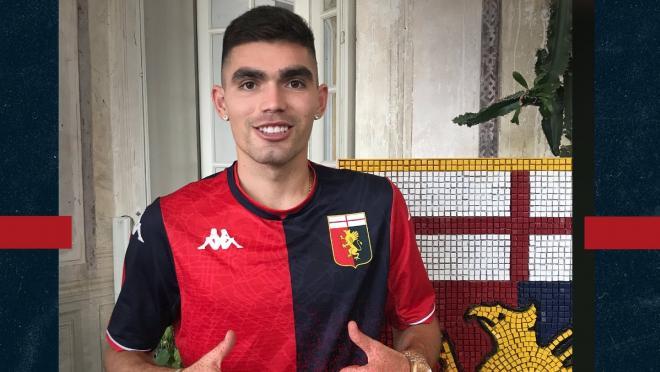 Transferencia Johan Vásquez