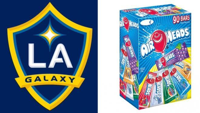 MLS teams as candy