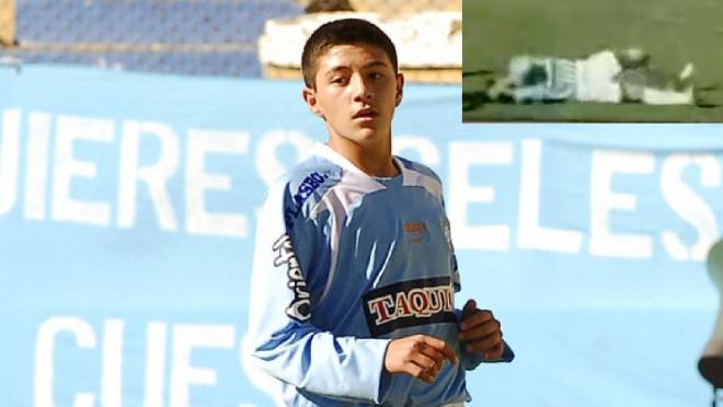 Youngest soccer player ever