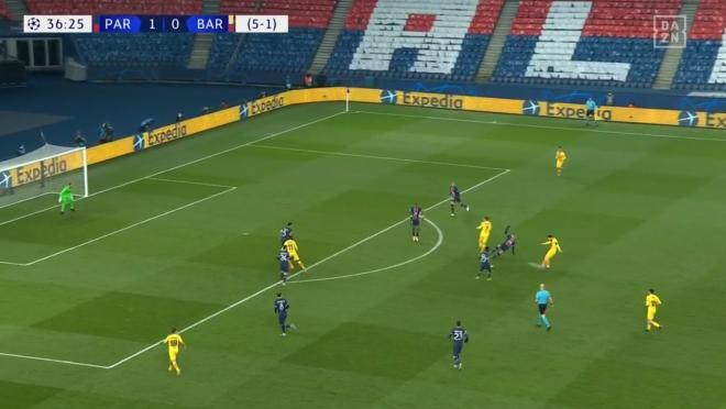 Lionel Messi Goal Vs PSG