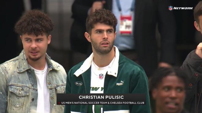 Christian Pulisic New York Jets