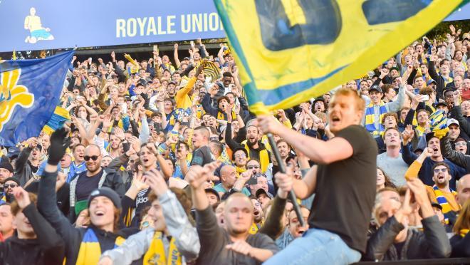 Union SG fans