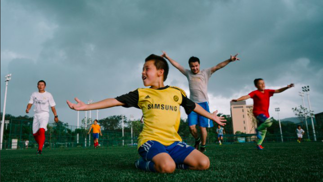 The Relative Age Effect Plays Out In Youth Soccer