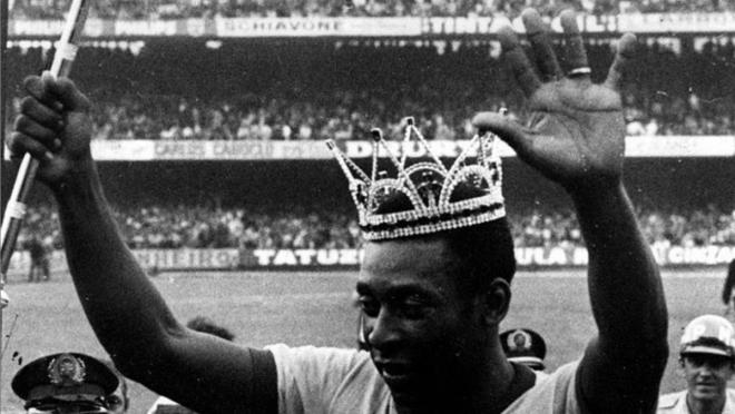 Pele Santos goals