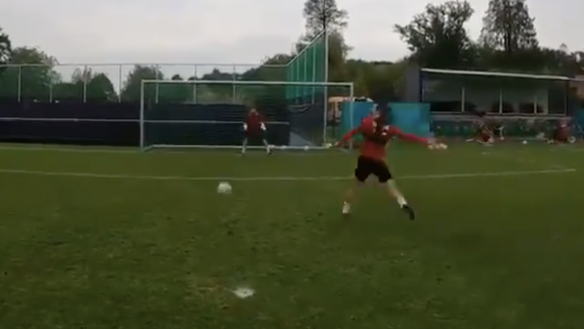 Soyuncu Training Goal