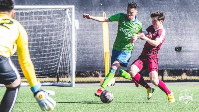 Seattle Sounders best young players