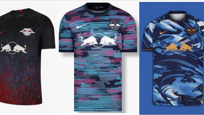 RB Leipzig Third Kit