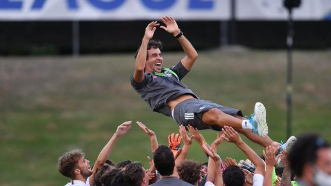 Raul Real Madrid Youth League