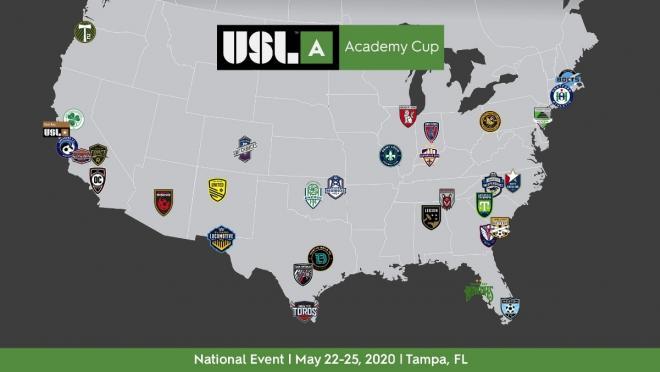 2019 USL Academy Cup