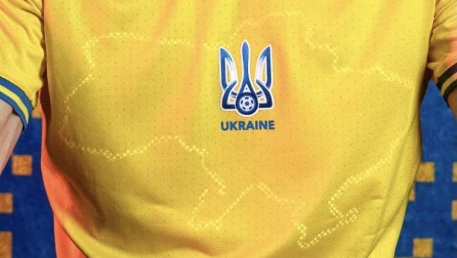 New Ukraine jersey Euro 2020