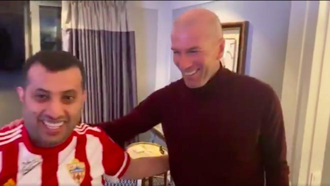 Zinedine Zidane headbutt