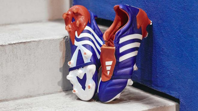 adidas Predator Mania remake Japan blue